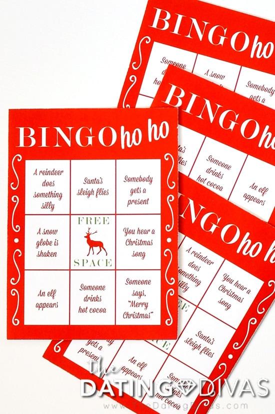 The Santa Clause Movie Marathon Bingo