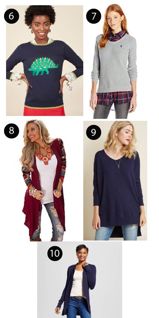 Fall Cozy Sweaters
