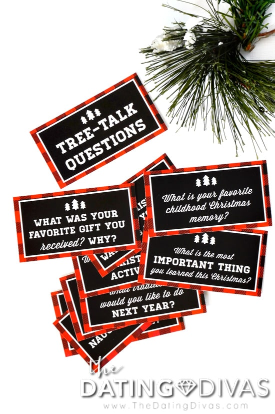 Taking Down the Christmas Tree Questions