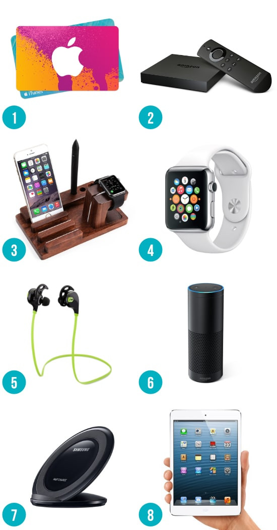 Gift Ideas for the Techy Guy