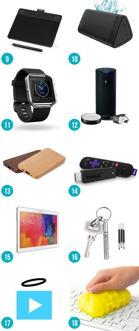 Gifts for the Techy Guy