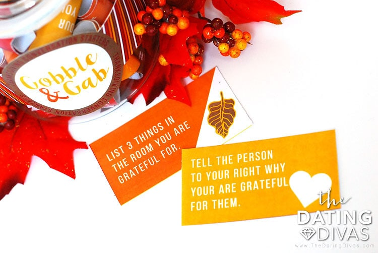 Thanksgiving Conversation Starters and Prompts