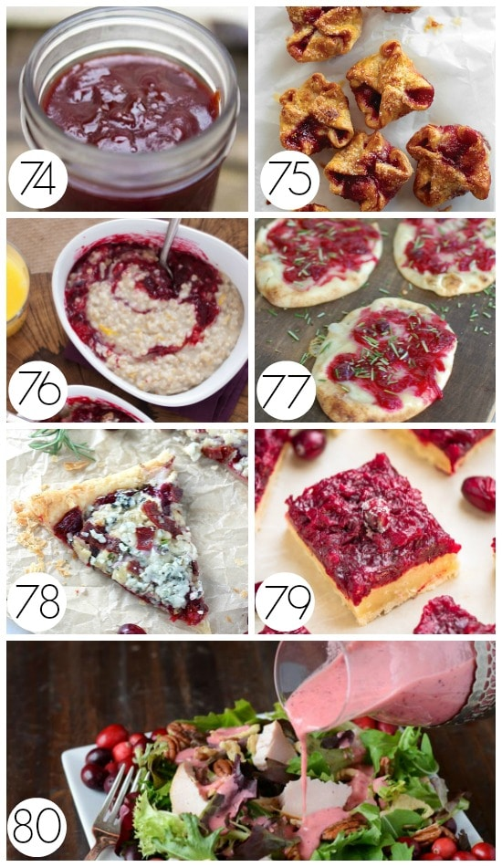 Ways to Use Your Leftover Cranberries from Thanksgiving