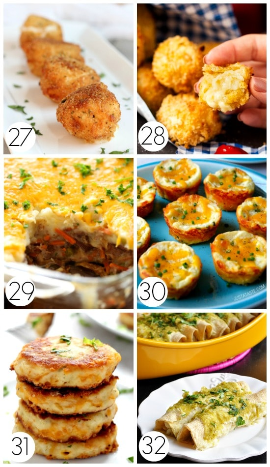 Ways to Use Your Leftover Thanksgiving Mashed Potatoes