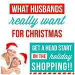 What Husbands Want for Christmas