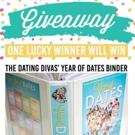 Year of Dates and 5 Senses Giveaway