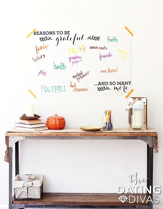 Free Printable Grateful Thanksgiving Signs