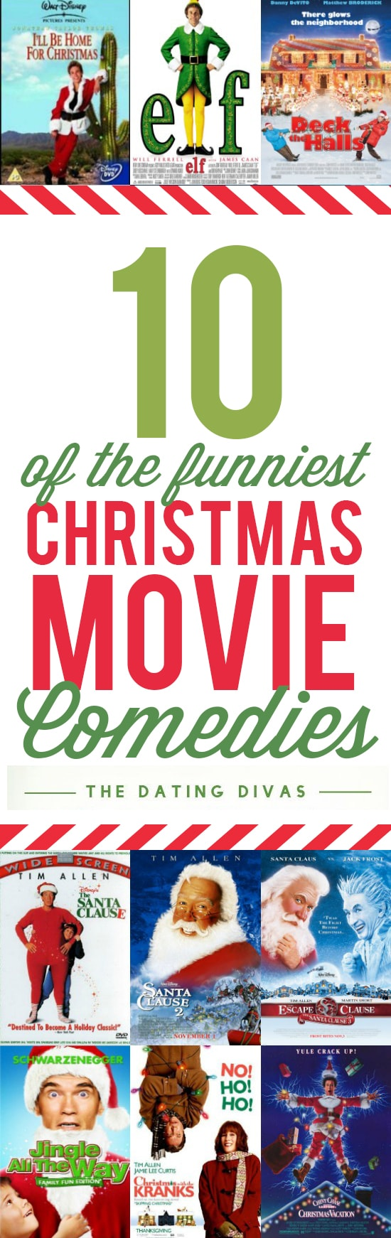 Christmas Movies Comedies
