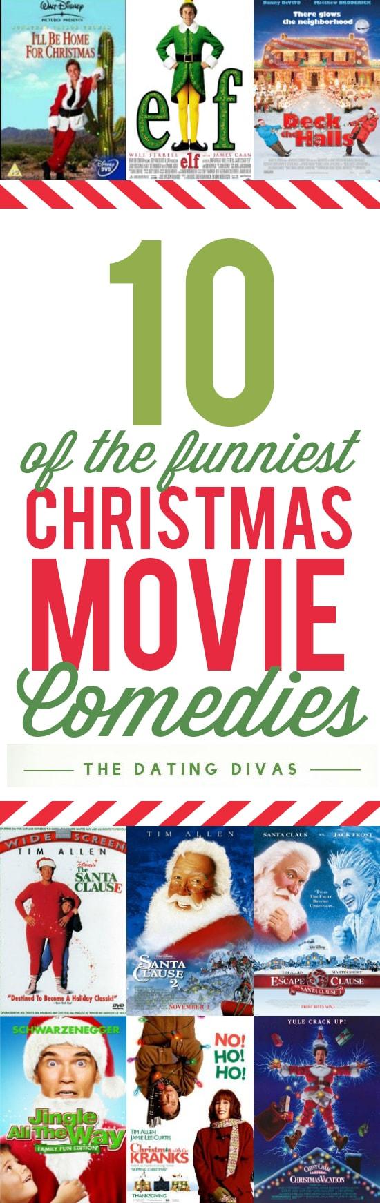 Christmas Movies Comedies