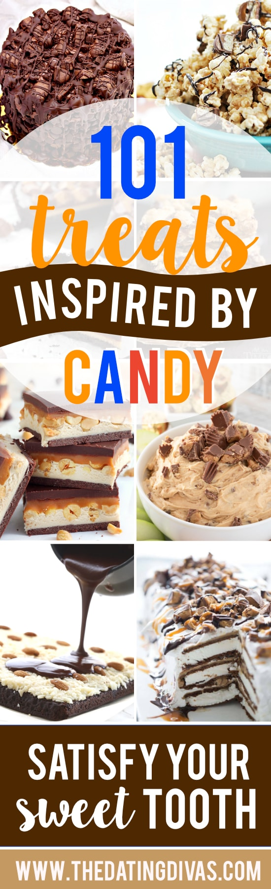 101 Treats Inspired by Candy