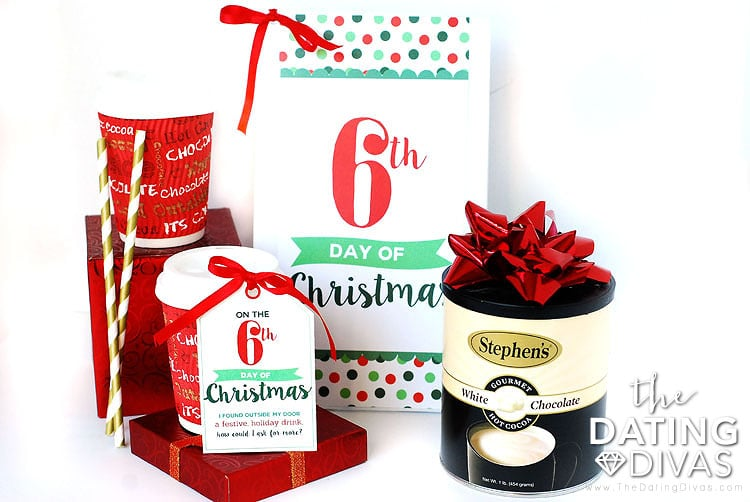 12 Days of Christmas Gift