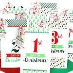25 days of christmas dating divas scavenger