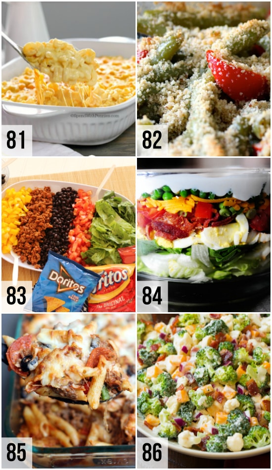Side Dishes for a Crowd