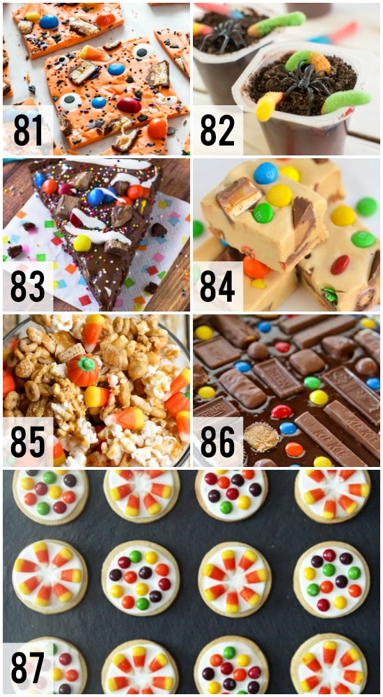 Ways to Use Leftover Candy