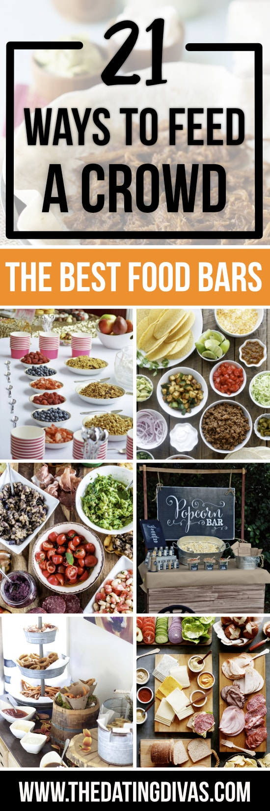 The Best Food Bars