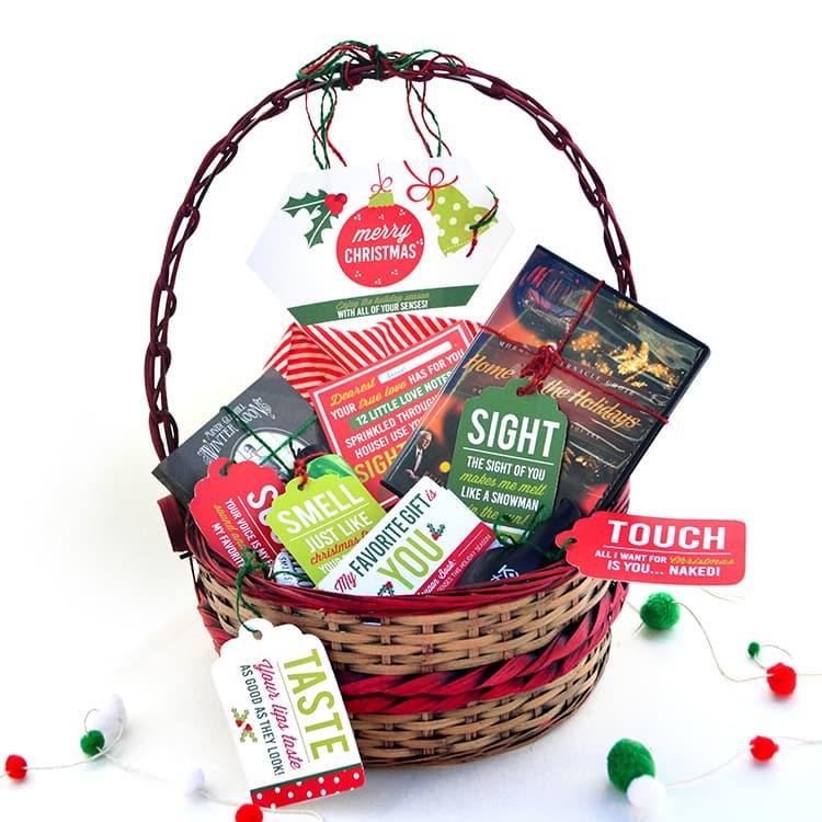 5 Senses Christmas Gift Bonus
