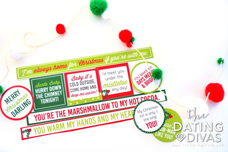 5 Senses Gift Printables Christmas Edition Love Pack