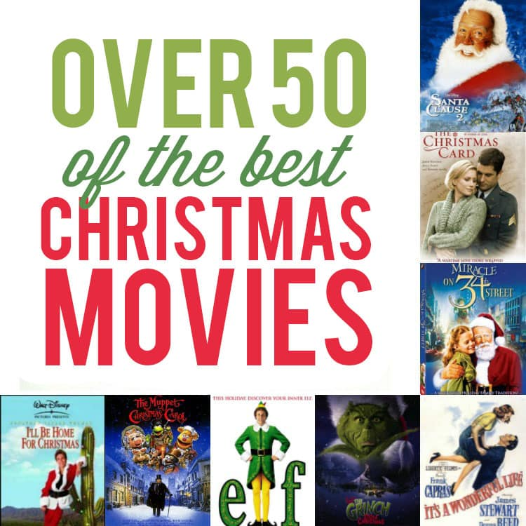 over 50 of the best christmas movies the dating divas - The Best Christmas Movies