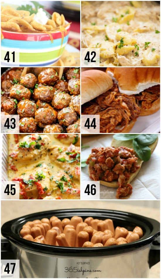 Crockpot Recipes for a Crowd