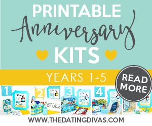 Anniversary Kits from The Dating Divas