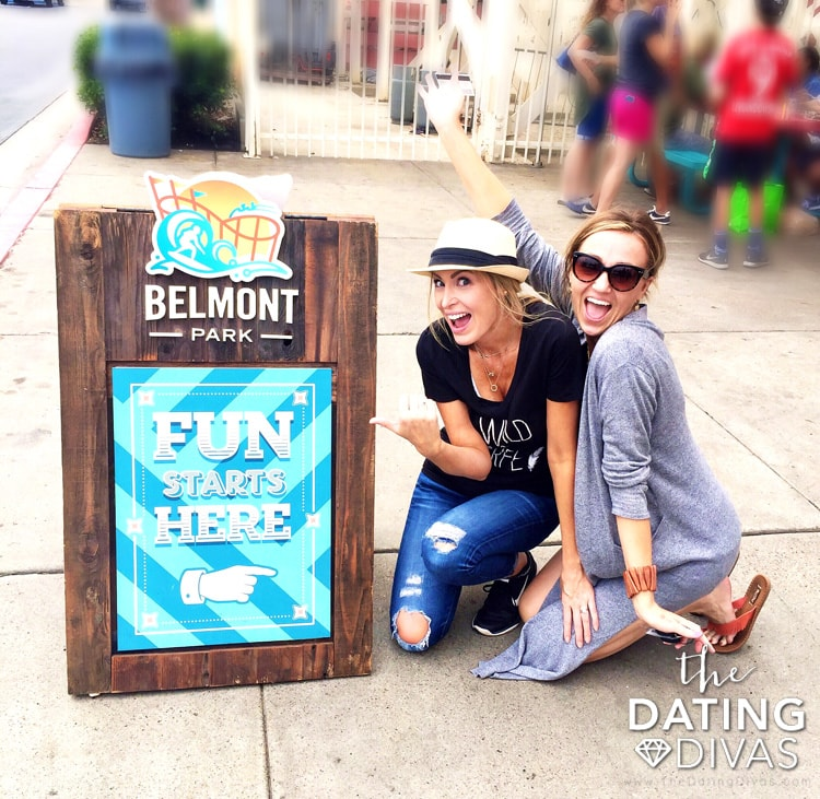 Belmont Park is such a fun, must-do in San Diego.