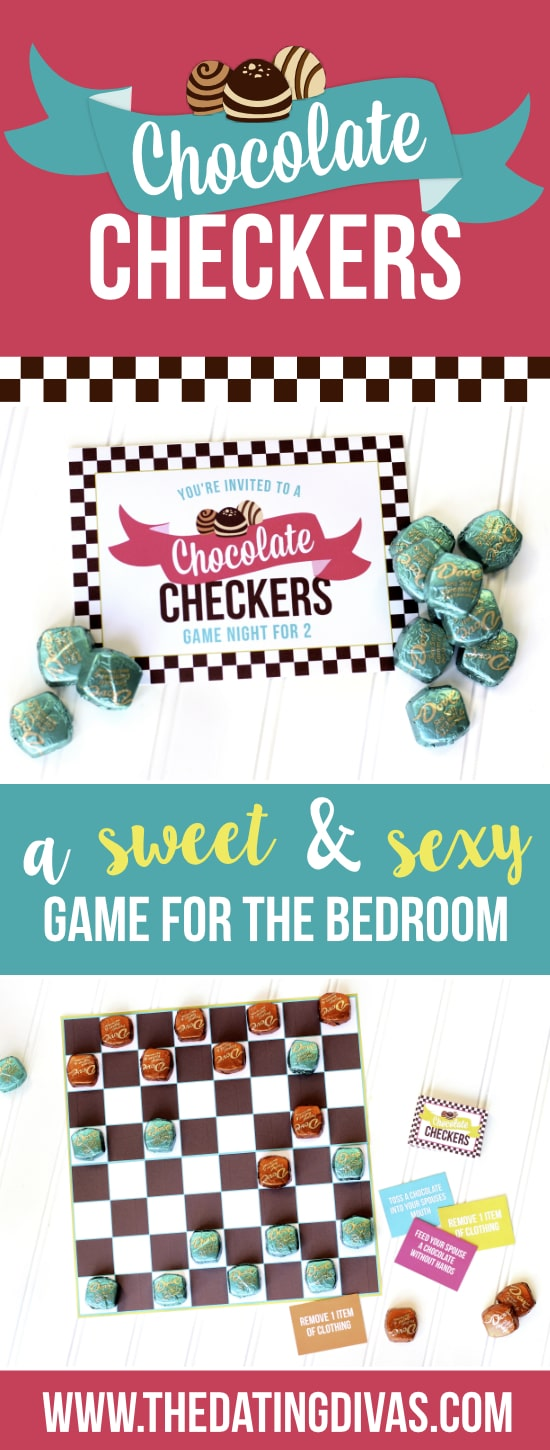 Chocolate Checkers