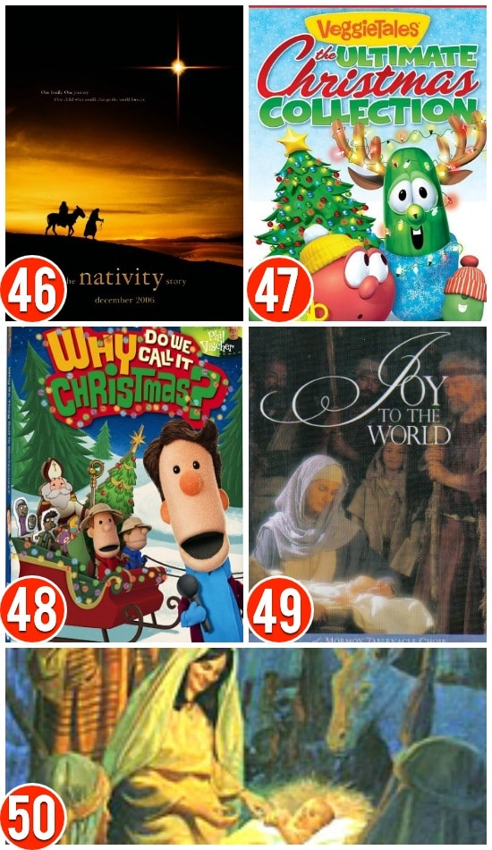 Christ-Centered Christmas Movies