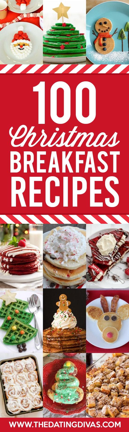 Favorite Christmas Breakfast Recipes