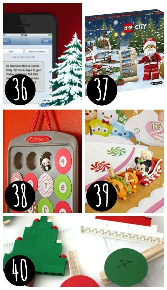 Family Christmas Countdown
