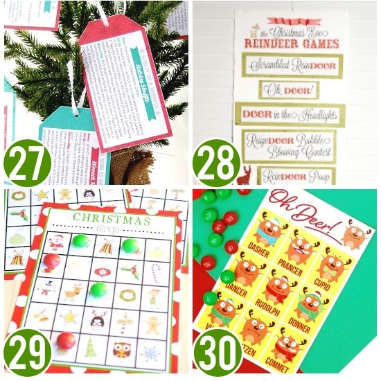 Christmas Eve Games For Families