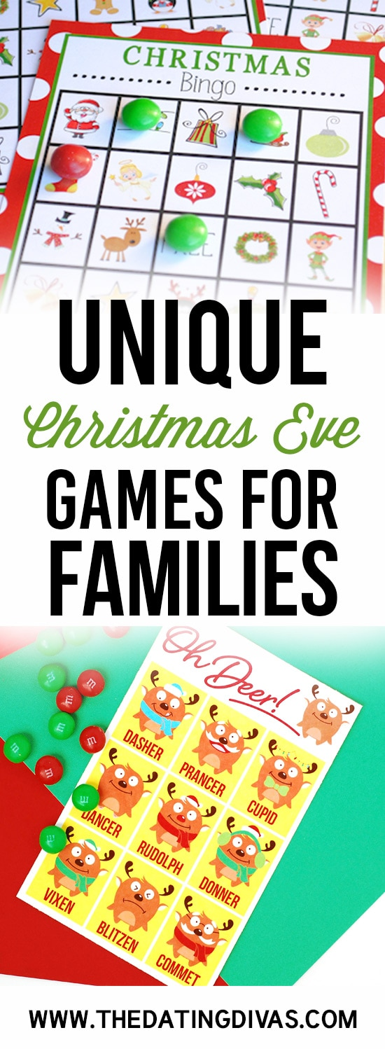 Christmas Eve Traditions and Games For Families