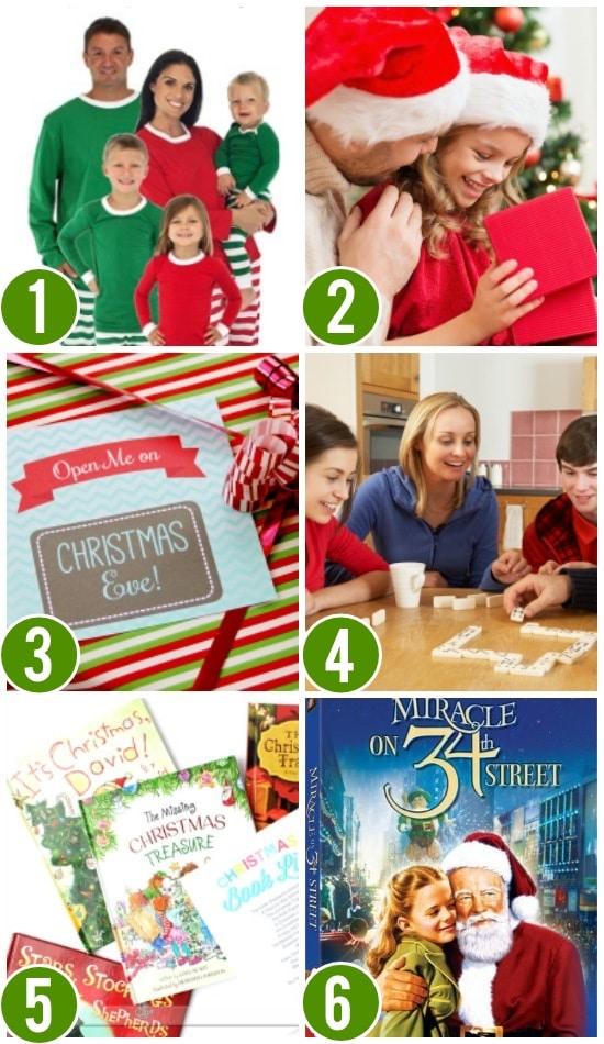 Christmas Eve Gift Ideas