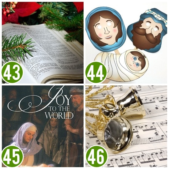 Christmas Eve Traditions Focused On Christ