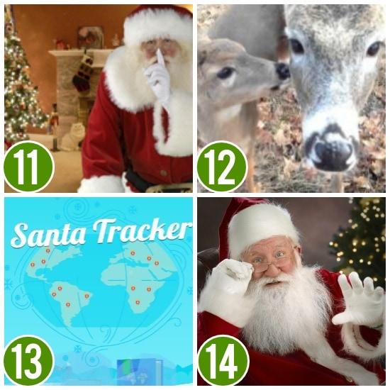 Christmas Eve Santa Ideas