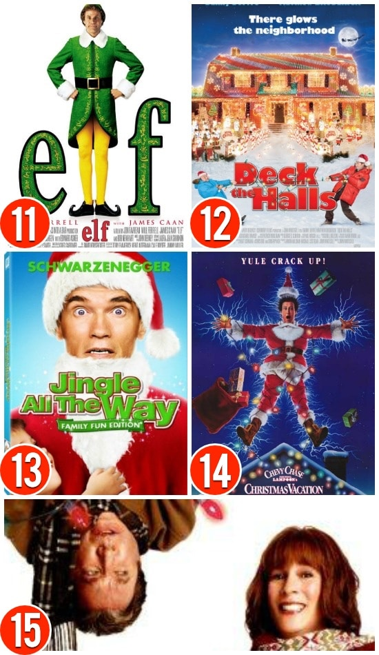 christmas movie comedies - The Best Christmas Movies