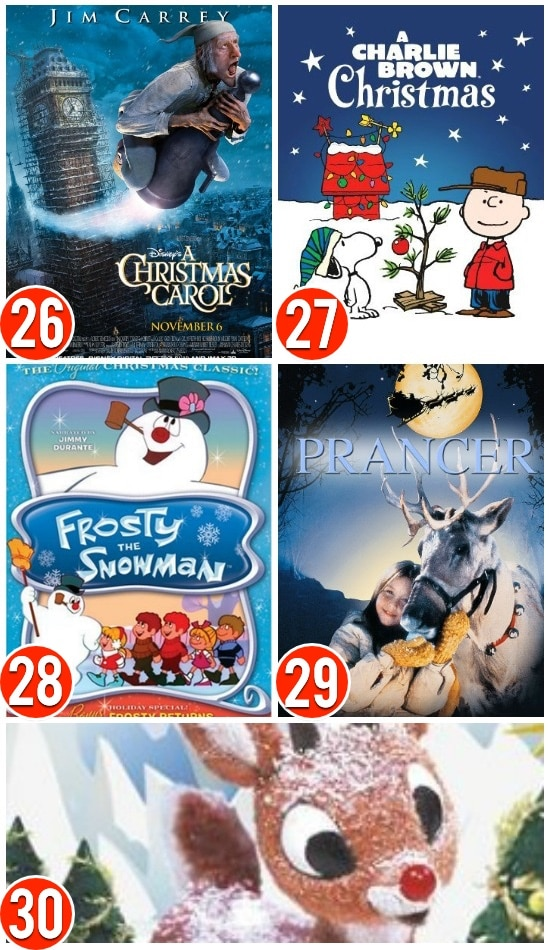 christmas movies kids will love - Classic Animated Christmas Movies