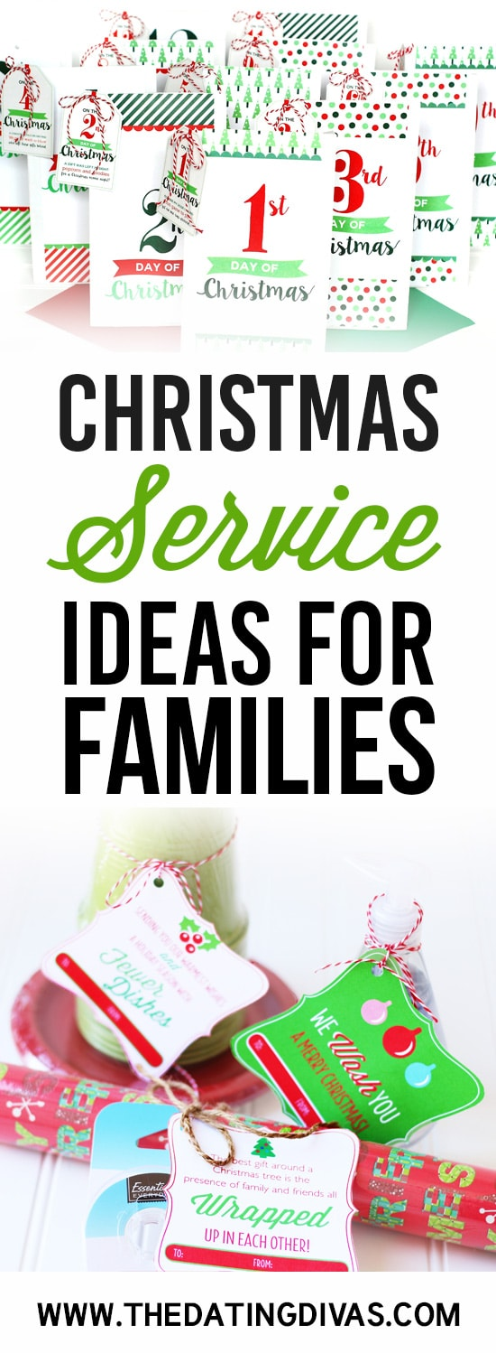 Service Christmas Eve Traditions for Families