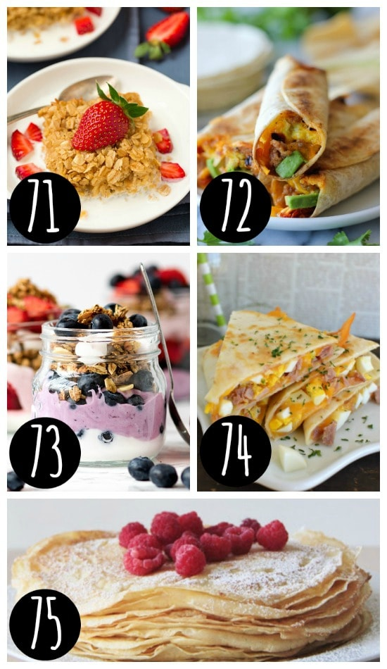 Top Easy Christmas Breakfast Dishes
