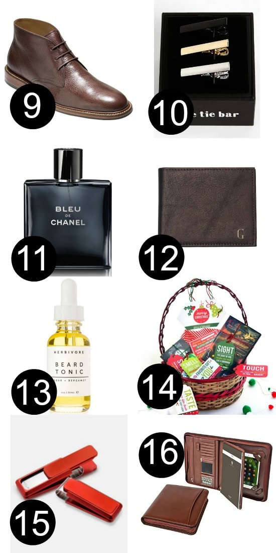 Gift Guide for Him - Christmas Gift Ideas from The Dating Divas