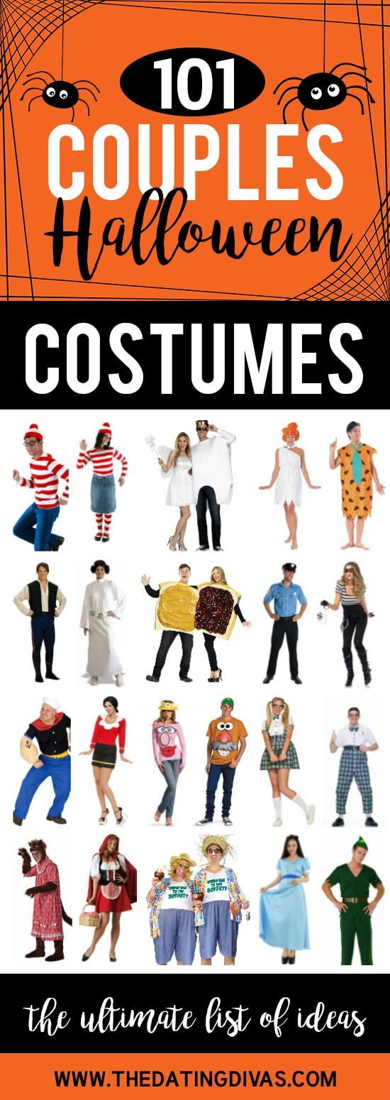 101 Couples Halloween Costumes