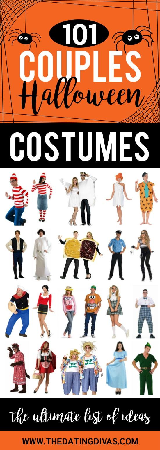 101 Couples Halloween Costumes