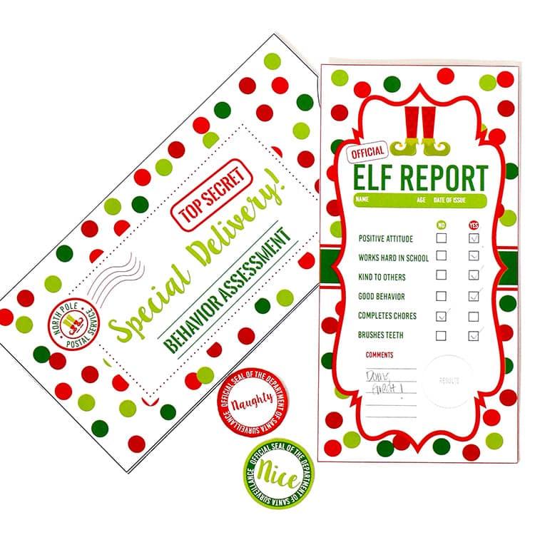 Elf Report Card The Dating Divas