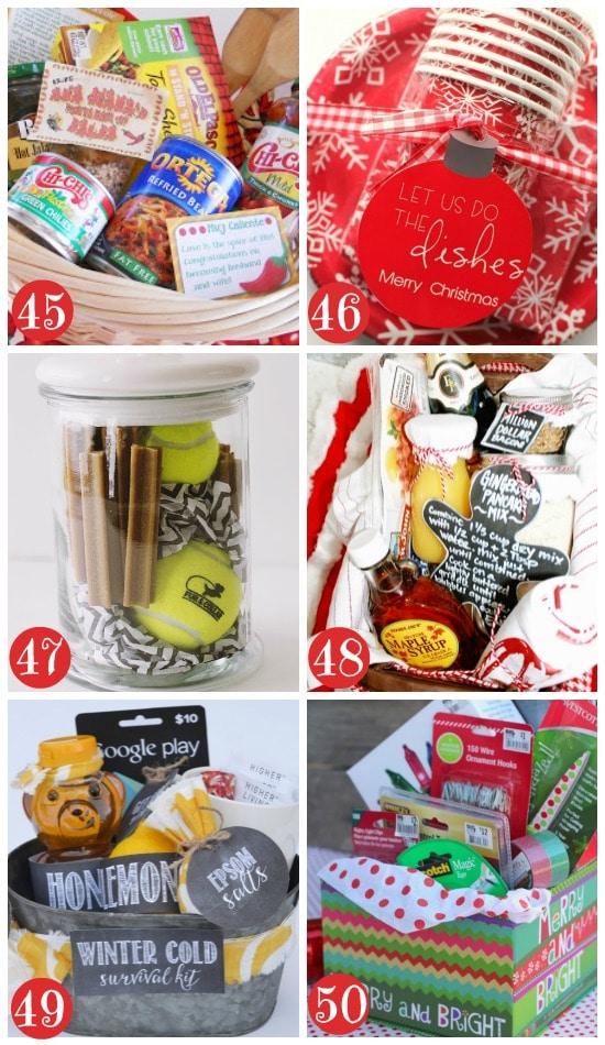 50 Themed Christmas Basket Ideas The Dating Divas