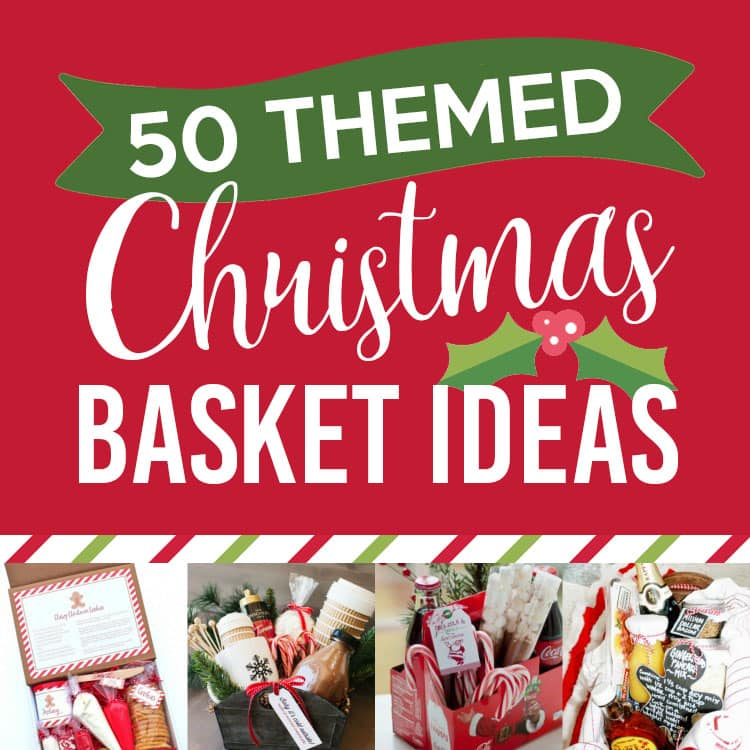 50 themed christmas basket ideas dating divas