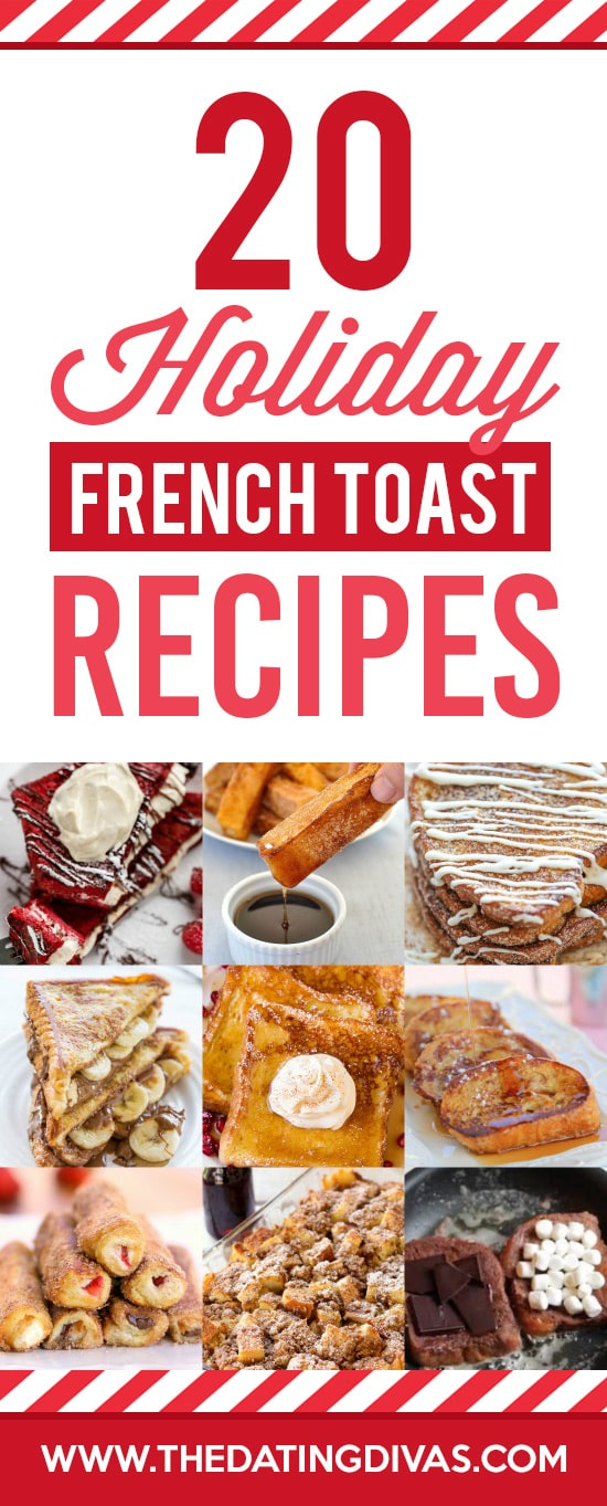 Christmas Breakfast Recipes for French Toast