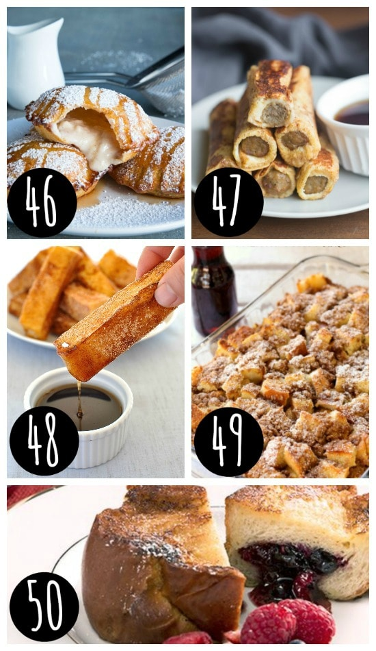 Holiday French Toast for Christmas Breakfast