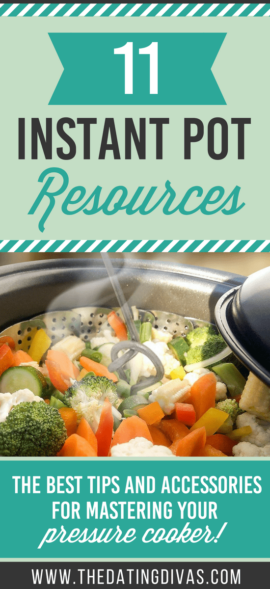 Instant Pot Tips, Tricks and Resources for Success
