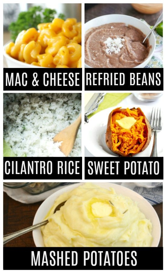 Sides Dishes to Make in Your Instant Pot