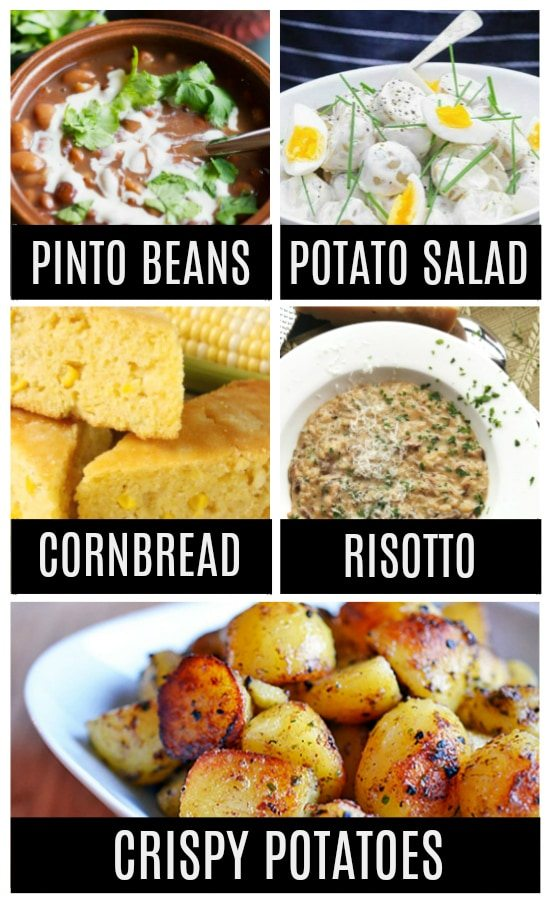Recipes for Our Favorite Instant Pot Side Dishes
