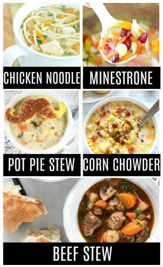 The Best Instant Pot Soup Recipes